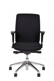 GdB02CS-S Bureaustoel met smalle armleggers
