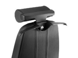 RH Kledinghanger tbv RH Logic bureaustoelen 300 en 400 serie en Extend