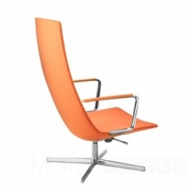 Arper Catifa 60 lounge chair 4 punts onderstel