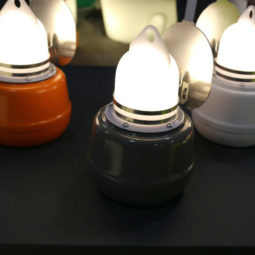 BLOOM Boei lamp Grijs