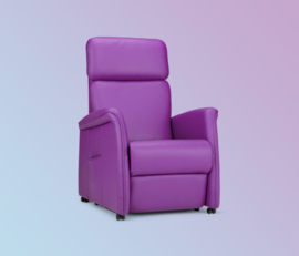 Prominent Huys Parrano Sta op fauteuil
