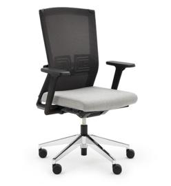 Comforto bureaustoel Dynaflex Haworth 5665 met FLEXIBELE RUG