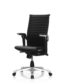 HAG H09 Managersstoel model 9320 9321 Excellence in LEDER