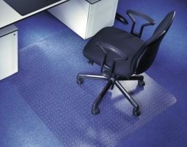 Rillstab Stoelmat voor zachte vloer afm. 120x150cm