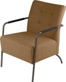 ALFA Lounge stoel 4 poots Frame HSL0112
