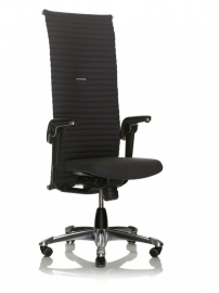 HAG H09 Managersstoel model 9330 9331 Excellence in LEDER
