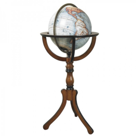 GL047 Library Globe Authentic Models