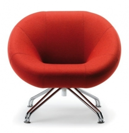RBM Sweep model 1610 Lounge chair
