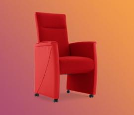 Prominent Huys Roma bijzet fauteuil eetkamerstoel