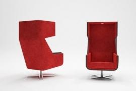 Buzzispace BuzziMe fauteuil
