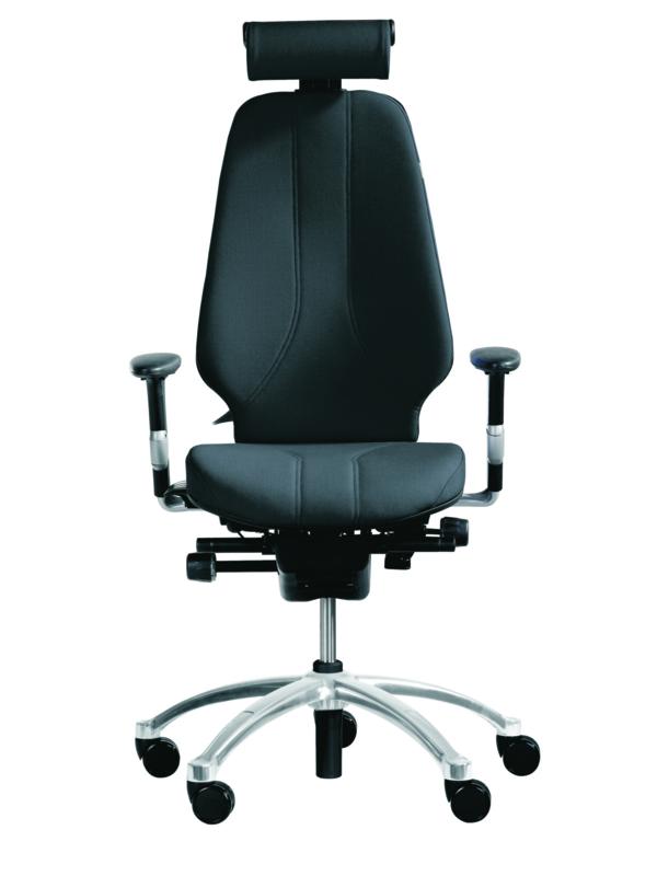 Bureaustoel Met Neksteun.Rh Logic 400 Bureaustoel Model 3550 Rh Logic 400