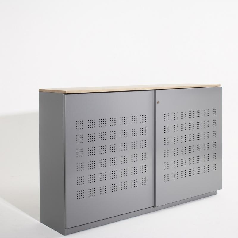 Mibra Boxx Schuifdeurkast 160 Cm Breed Akoestische Kasten