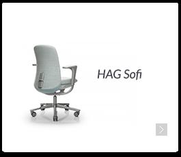 HAG Sofi bureaustoel