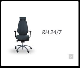 RH 24 uurs bureaustoel RH Logic