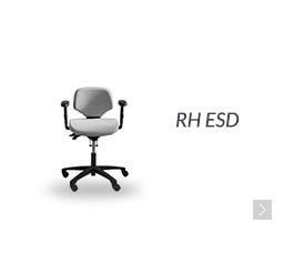 RH ESD bureaustoel