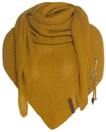 Sjaal Coco Oker