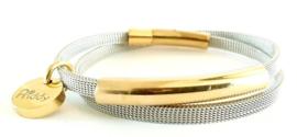 Double Bracelet Milanese