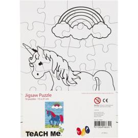 Unicorn puzzels 2 stuks