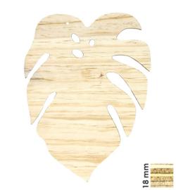 Deco wood blad 35x 24 cm