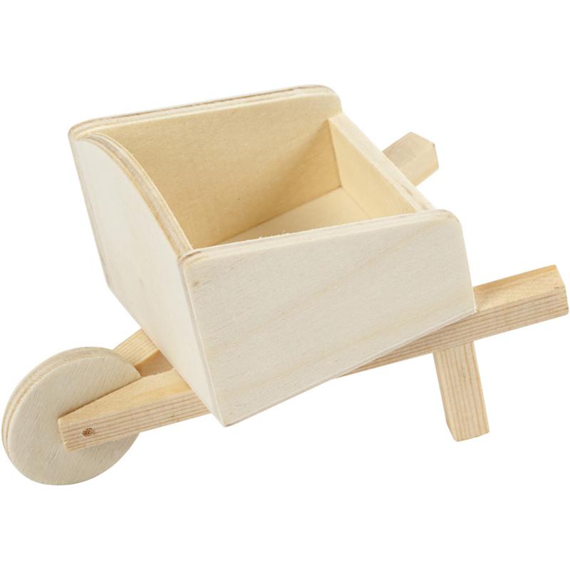 Kruiwagen miniatuur