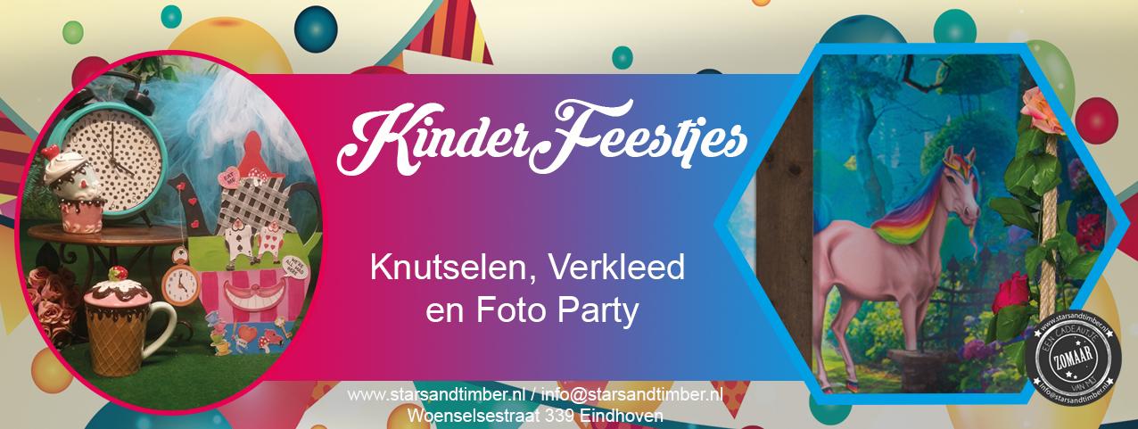 Kinderfeestjes Eindhoven