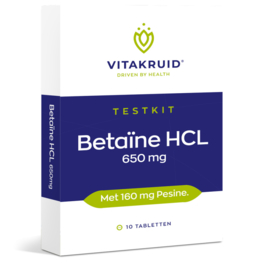 Betaine HCL 650 mg