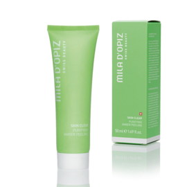 Skin clear purifying peeling