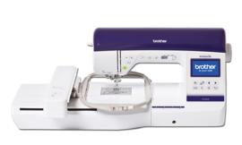 Brother NV 2600 naai en borduurmachine