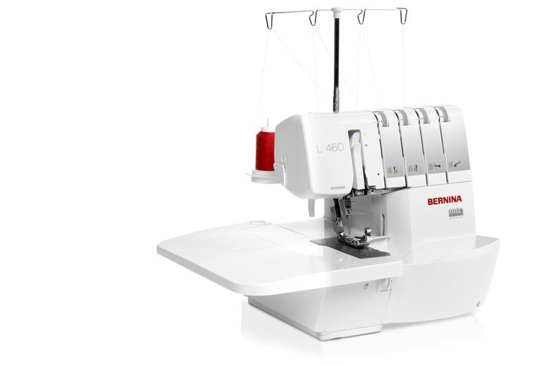 Bernina overlockmachine 460L