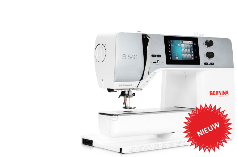 Bernina naaimachine  B540
