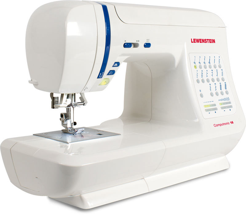 lewenstein naaimachine Computronic 16