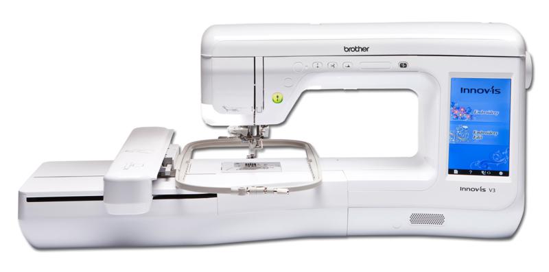 Brother borduurmachine V3