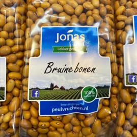 Bruine Boon -100% natuurlijk- per 500 gram
