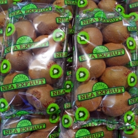 Kiwi Gold verpakt per 500 gram (7-8 stuks)