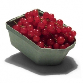 Rode Bes verpakt per 250 gram