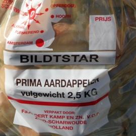 Bildtstar verpakt per 2 kilogram - 2019