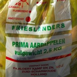 Frieslanders verpakt per  2 kilo - 2019