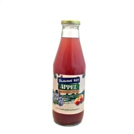 Appel-Blauwe Bes verpakt per 0,75 liter