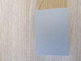 ATC / Pocketletterkarten Silber Glänzend