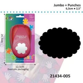 Jumbo +  Ovaal Scalop