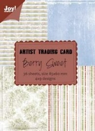 Joy ! ATC Berry Sweet
