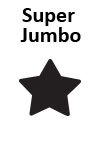 Super Jumbo Stirne