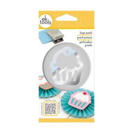 EK Tools punch double cupcake