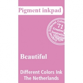 Different colors Pigment Inkpad