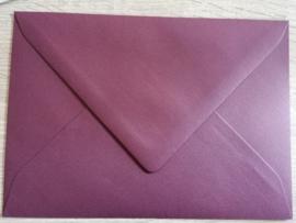 A5 Envelop Bordeaux
