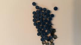 Nür 50 Zierknöpfe Navy Blue 027