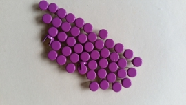 Nür 50  Zierknöpfe Lila/ Light Purple 014