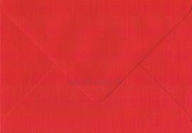 Mini Enveloppen 7 x 10 cm 20 stuks  Rood