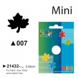 Mini Esdoornblad