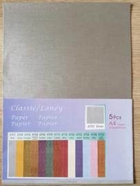 Silber A4 120 grms 4701
